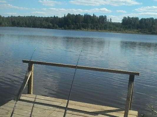 рыбалка в октябрьском москва
