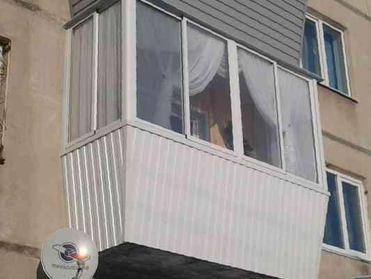 Балконы окна лоджии сейф-двери утепление фасадов, цена 27500.