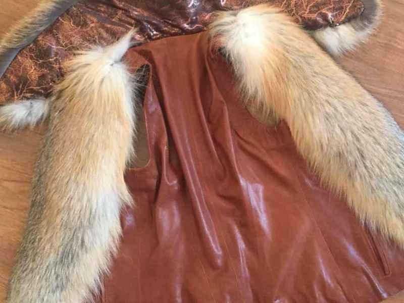 Меховой Жилет Из Лисы Купить