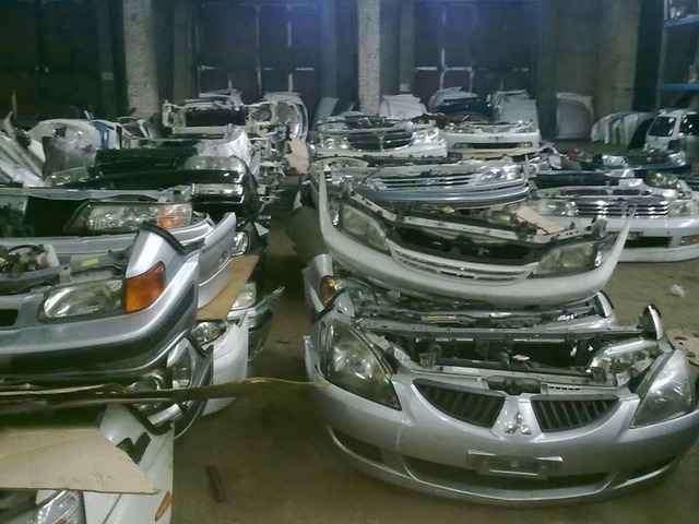 купить переднюю часть автомобиля в сборе