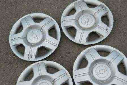колпаки на колеса chevrolet lanos