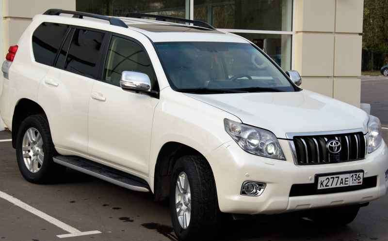Land Cruiser Prado 150, цена 1700000 руб. — Продажа Land Cruiser Toyota  в Воронеже