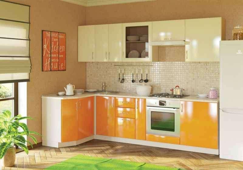 Дизайн угловые кухонные гарнитуры