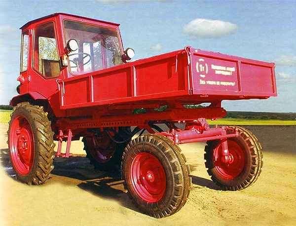 Трактор 16
