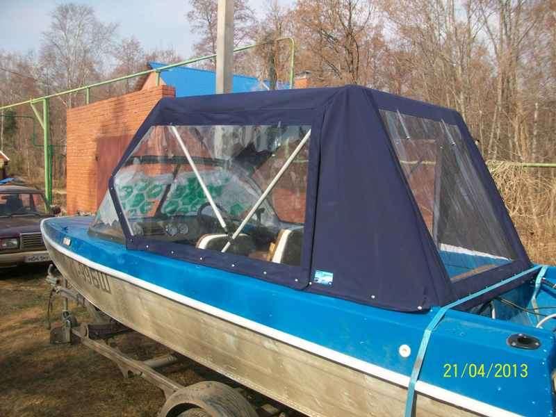 тент на лодку в уфе