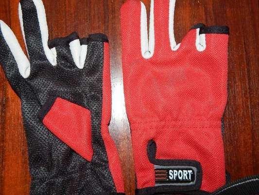 перчатки для подводной рыбалки