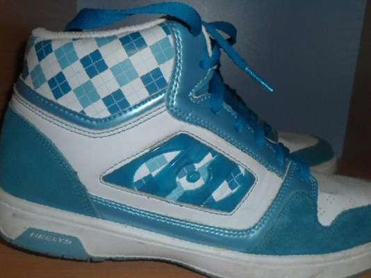 cbc7a41ad Кроссовки на колесиках, цена 660 руб. — Женская обувь в Нерюнгри