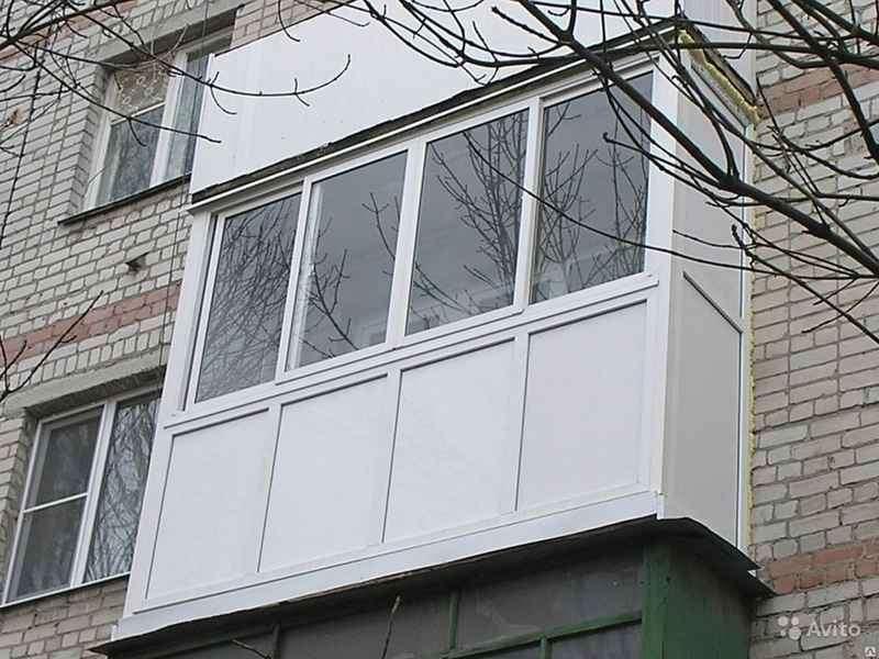 Остекление и отделка балконов лоджий.гарантия. - объявления .