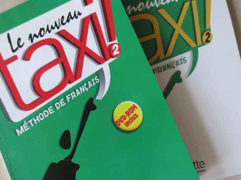 Французскому taxi учебник гдз по