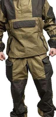 костюмы для охоты и рыбалки горка-3 и горка-4