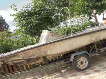 лодка в спас клепиках
