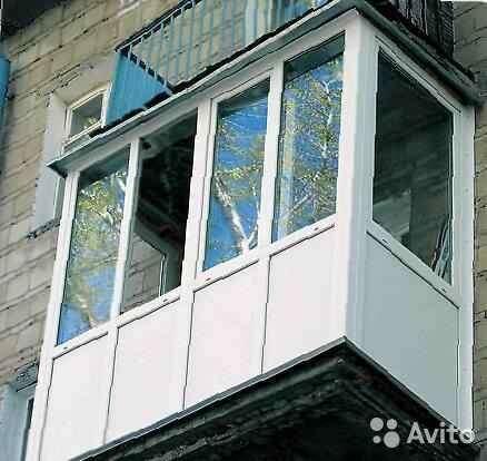 Окна эксперт, цена 1000 руб. - остекление балконов в таганро.