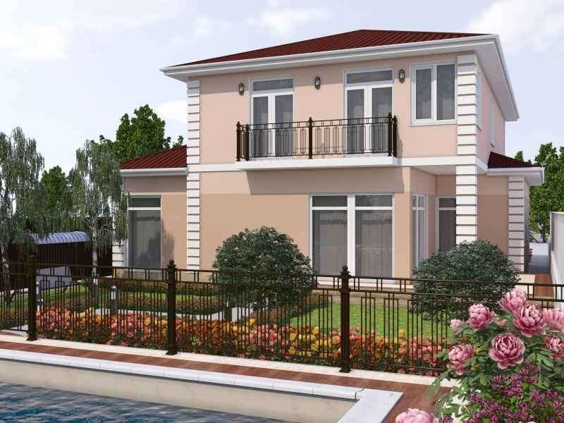 Дом в остров Катерини на авито
