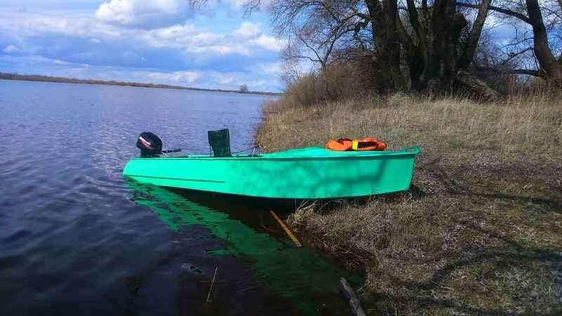 куплю лодку в старой руссе
