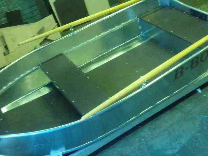 куплю новую алюминиевую лодку в украине