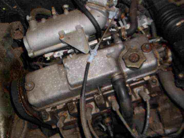 Двигатель на ваз 21 10