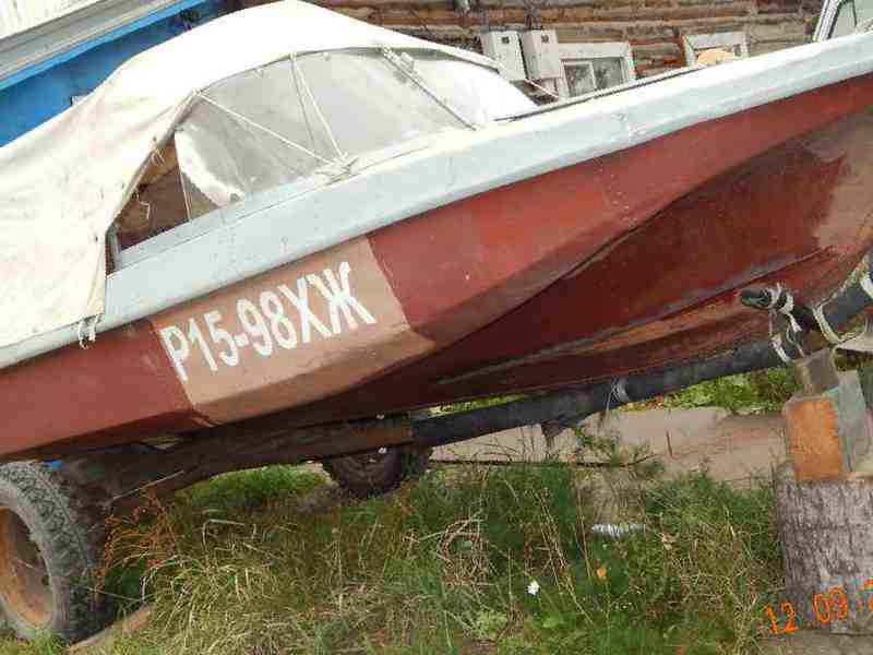 купить моторную лодку город сургут