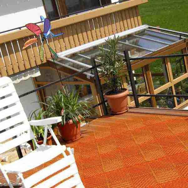 Легкий в уборке пол для балкона - стройматериалы в воронеже.