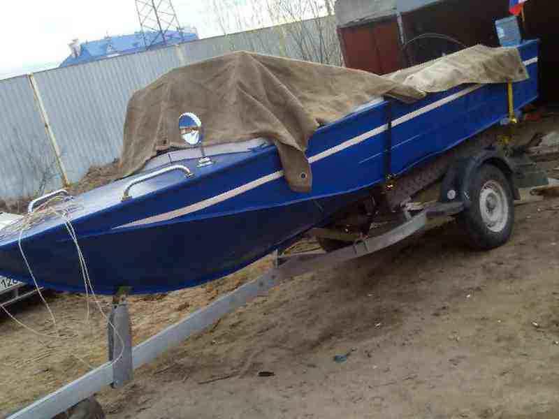 моторные лодки б у в нижневартовске