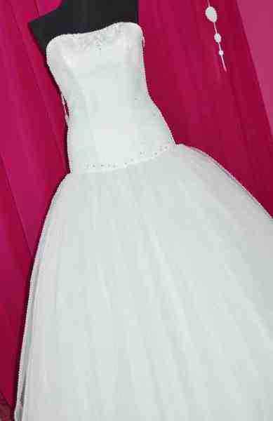 Свадебные платья с с заниженной талией