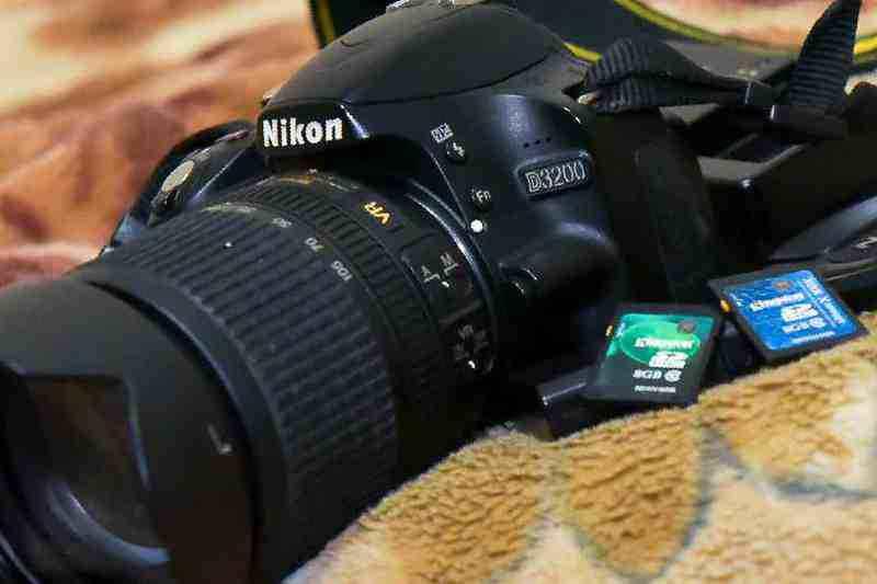 Как сделать фото на nikon 1