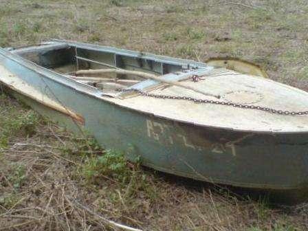 казанка лодка бу санкт петербург