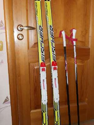 Авито лыжи беговые в сборе б у