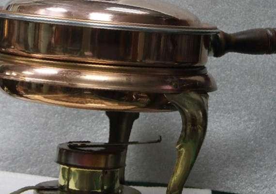 Медная посуда в челябинске