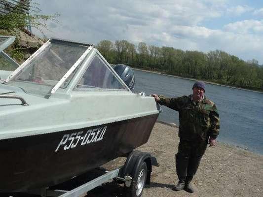 куплю лодку с мотором в твери