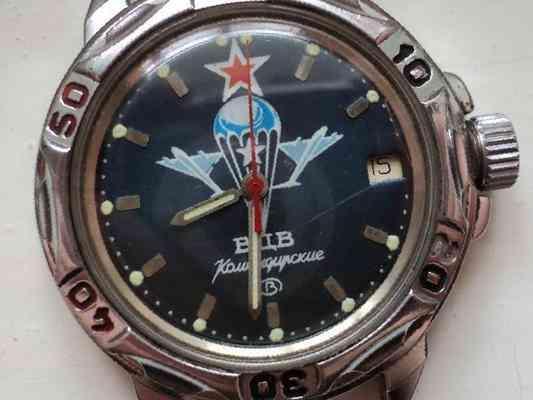 Часы Командирские завода Восток - Магазин часов