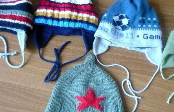 Вязание буденовок для мальчиков