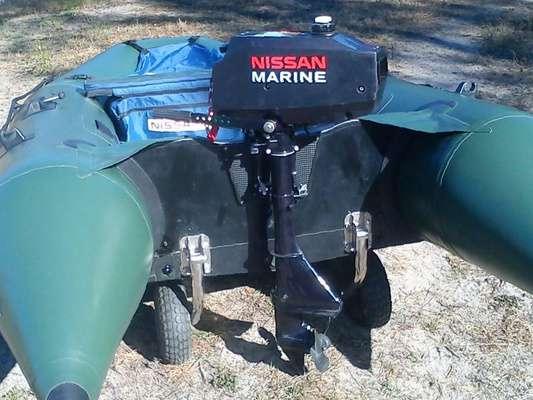 подвесной лодочный мотор ульяновск