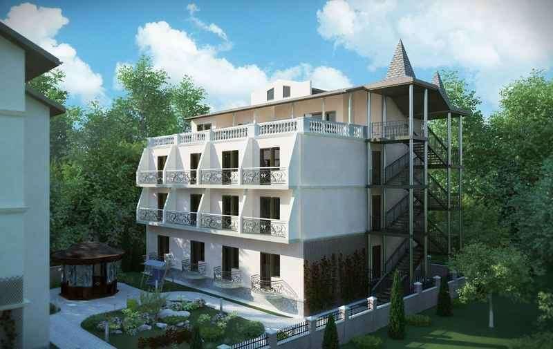 Купить квартиру в крыму черноморское