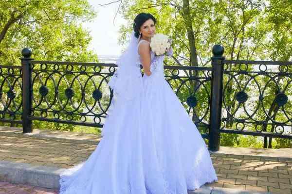 Купить свадебное платье в орехово зуево
