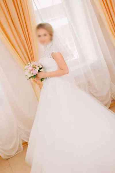 Свадебное платье в усть-илимске на