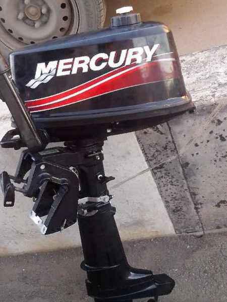 лодочный мотор меркурий каталог цена