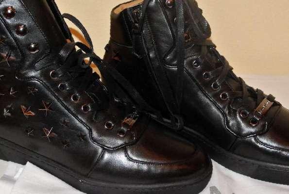 ce79b6c96fb Ботинки сникерсы Nando Muzi новые Италия 39-40 - купить в Усть-Кане ...