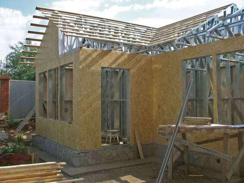 Строительство модульных домов своими руками - Leo-stroy.ru