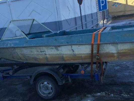 буса лодка