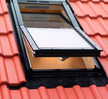 Мансардное окно fakro, цена 10670 руб. - окна и балконы в ст.