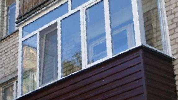 Отделка балконов, цена 10450 руб. - окна и балконы в пензе.