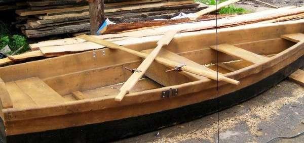 купить лодку деревянную плоскодонку в воронеже