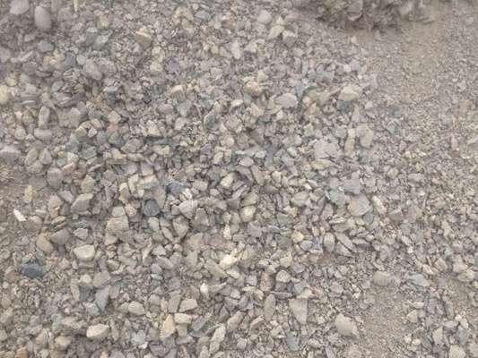 Щебень мраморный белый 10 - 20 мм