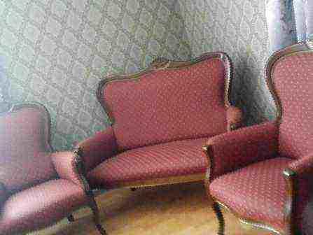 Диван И Два Кресла Санкт-Петербург