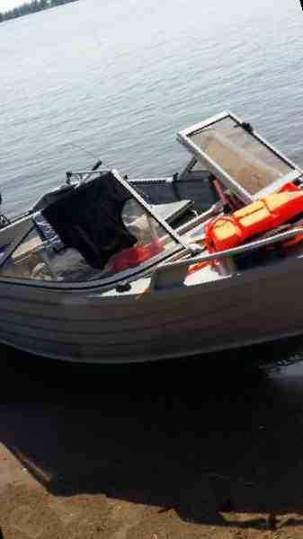 алюминиевые лодки aquasparks